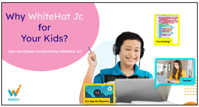 How are Classes Conducted by WhiteHat Jr.